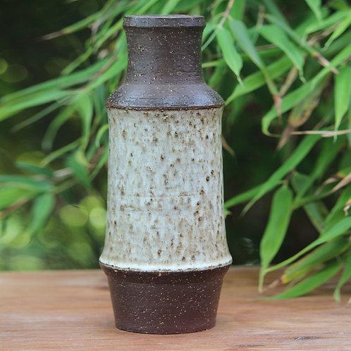 Helge Bjufstrom, Michael Andersen, Denmark, Mid Modern Century Stoneware Vase