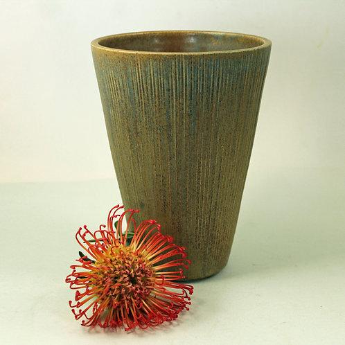 Unique Studio Stoneware Vase, Arne Bang, Denmark