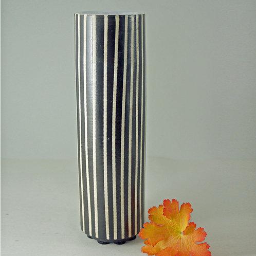 Mari Simmulson. Upsala-Ekeby, Sweden. Ritz Series. Rare Mid Century Vase