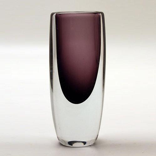 Art Glass Vase, Gunnar Nylund, Strombergshyttan