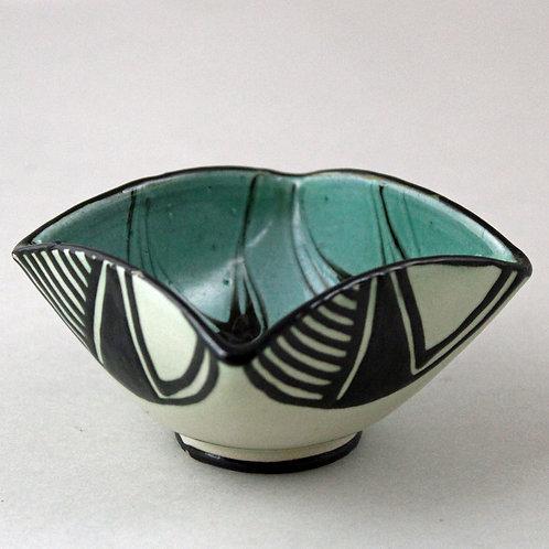 Gete Petersen, Herman A. Kahler, Denmark, Beautiful Small Bowl