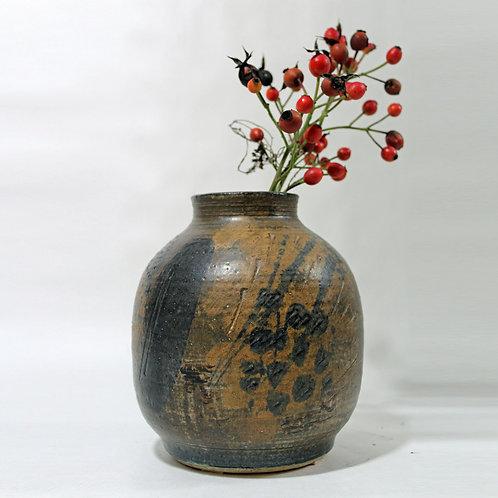 Stoneware Vase, Jorgen Mogensen, own Studio