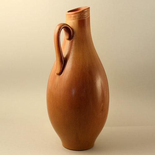 Gunnar Nylund, Rorstrand. Huge Stoneware Vase