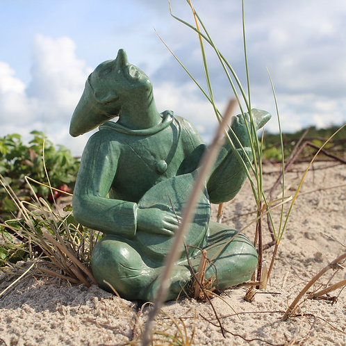 Georg Thylstrup, Ipsen's Enke, Denmark. Sculpture
