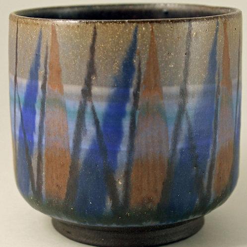 Thomas Toft, Denmark. 1950's, Studio Vase