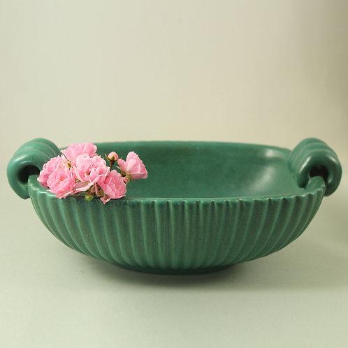 Art Deco Stoneware Bowl, Michael Andersen, Denmark