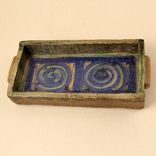 Rustic Stoneware Bowl, Kis Lunn, Own Studio Denmark