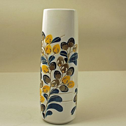 "Ellen Malmer, Royal Copenhagen. Tall Faiance Vase 11"""