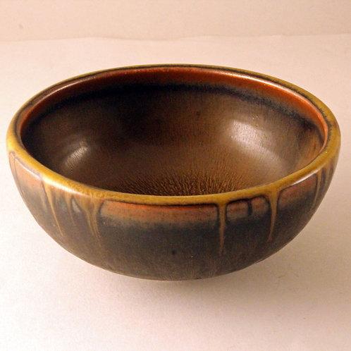 Unique Bowl, Carl Halier, Royal Copenhagen, Denmark