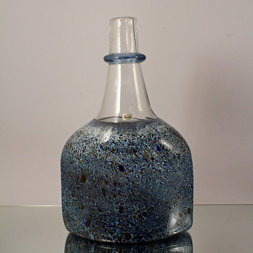Bertil Vallien Satellite Bottle, BODA, Sweden