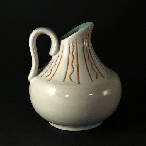 Michael Andersen, Denmark.1930's  Ceramic Jug