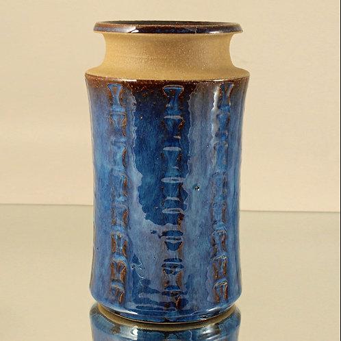 Stoneware Bamboo Vase, Maria Philippi, Soholm