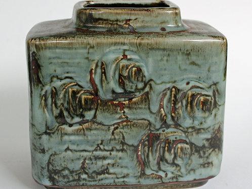 Mid Century Stoneware Vase, Desiree, Denmark. 1960