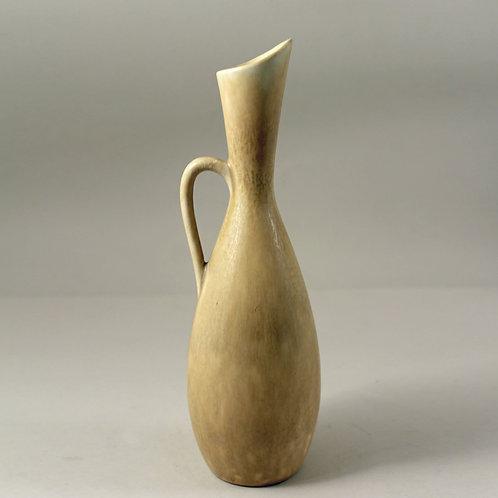 Stoneware Vase. Carl-Harry Stalhane, Rorstrand, Sweden