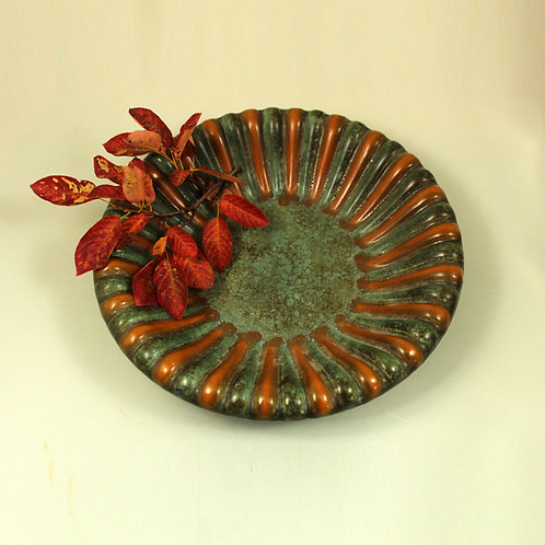Michael Andersen, Denmark. Art Deco Stoneware Bowl