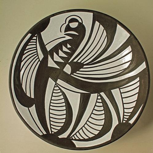 Marianne Starck, Large Size Bowl, Negro Series.