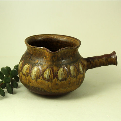 Nis Stougaard, Bormholm, Denmark. Ceramic Jug