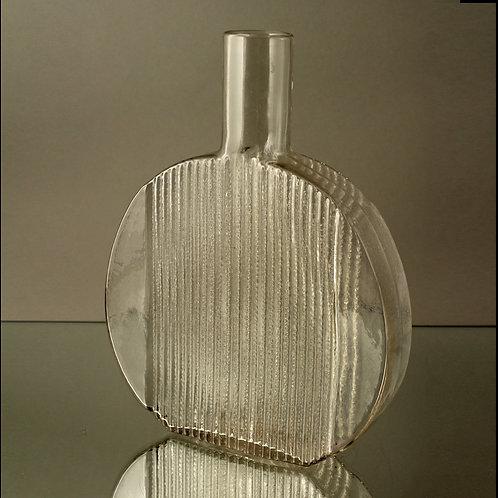 Art Glass Vase, Pentti Santalahti, Nuutajarvi
