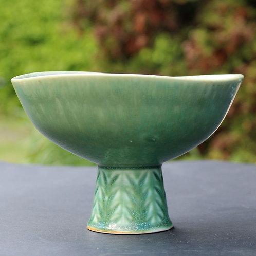 Footed Bowl. Carl-Harry Stalhane, Rorstrand