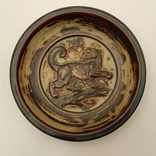 Stoneware Bowl, Knud Kyhn, Royal Copenhagen