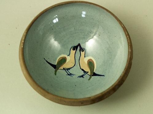 Dybdahl Studio, Denmark, Small Hand-Painted Bowl