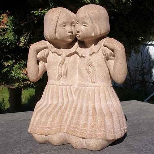 Holger Christensen for Just Andersen, Denmark. Sandstone Sculpture