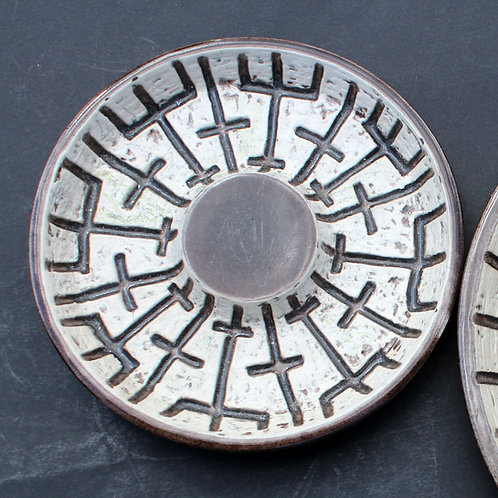 Mari Simmulson, Upsala-Ekeby; 'Labyrint' Bowl