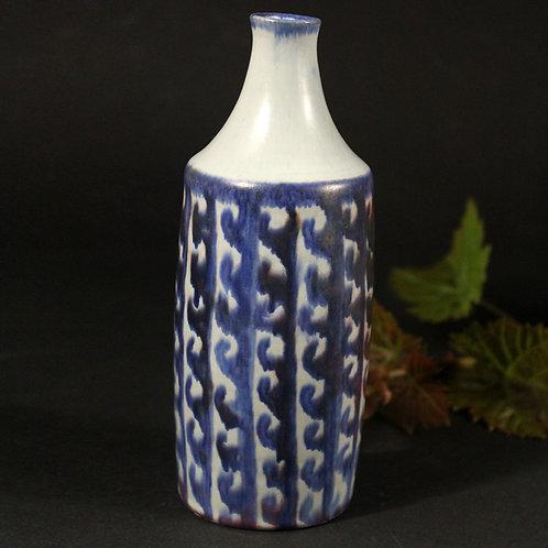 Nis Stougaard, Bormholm, Denmark. Stoneware Vase