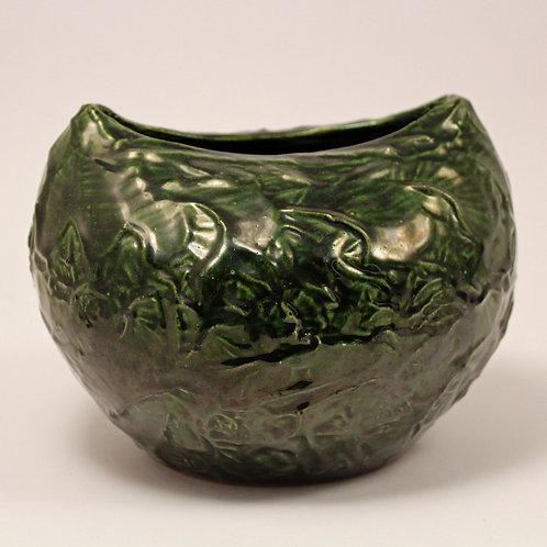 Hans Peter Knudsen, Præstø Keramik, Denmark. Rare Art Pottery Vase