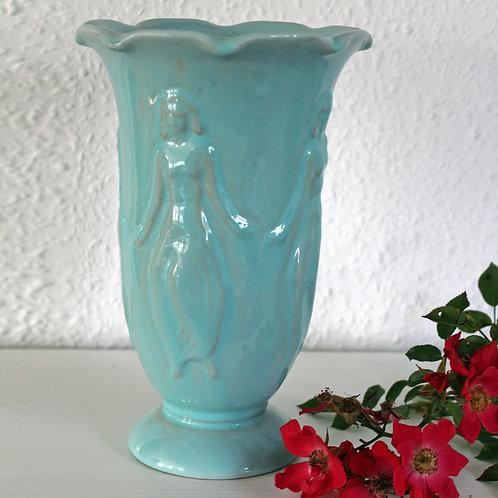 Art Deco Vase, Michael Andersen, Denmark
