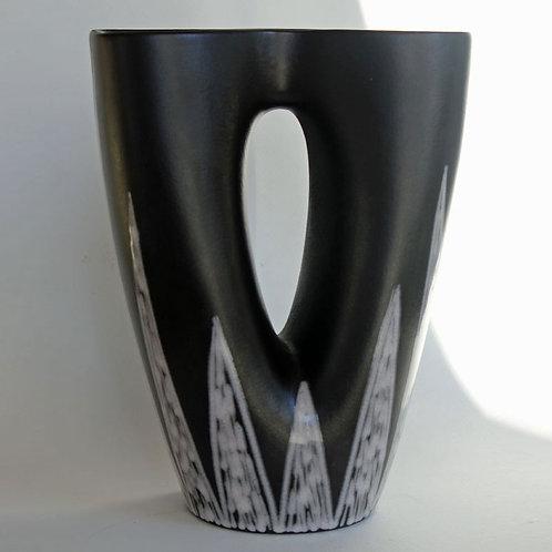 Rare Sculptural Vase, Holm Sørensen, Soholm