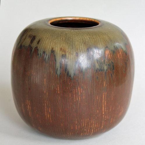 Stoneware Vase, Valdemar Petersen, B&G