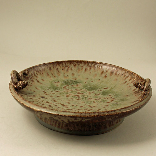 Stoneware Bowl, Arne Bang, Denmark