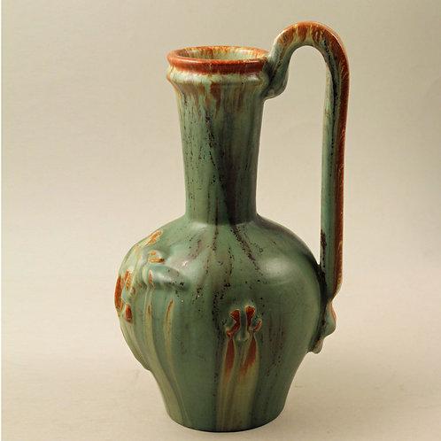 Art Deco Handled Vase, Michael Andersen, Denmark