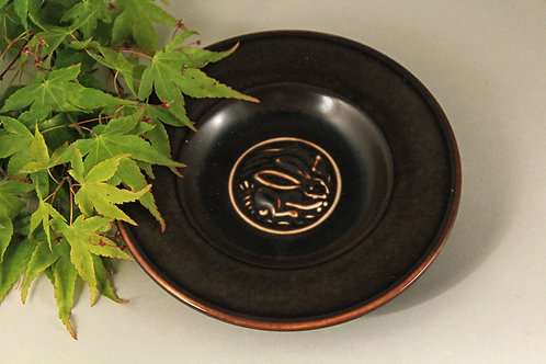 Small Stoneware Bowl, Gunnar Nylund, Bing and Grondahl Denmark