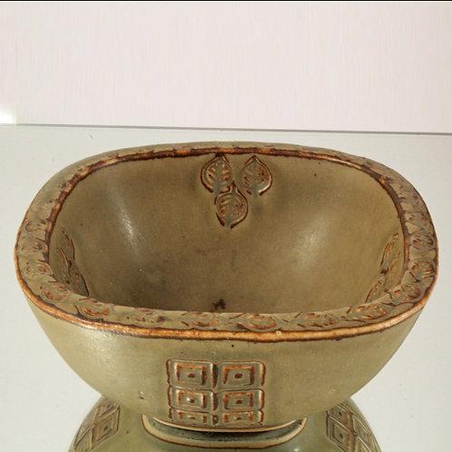 Stoneware Bowl, Bing & Grondahl, Denmark