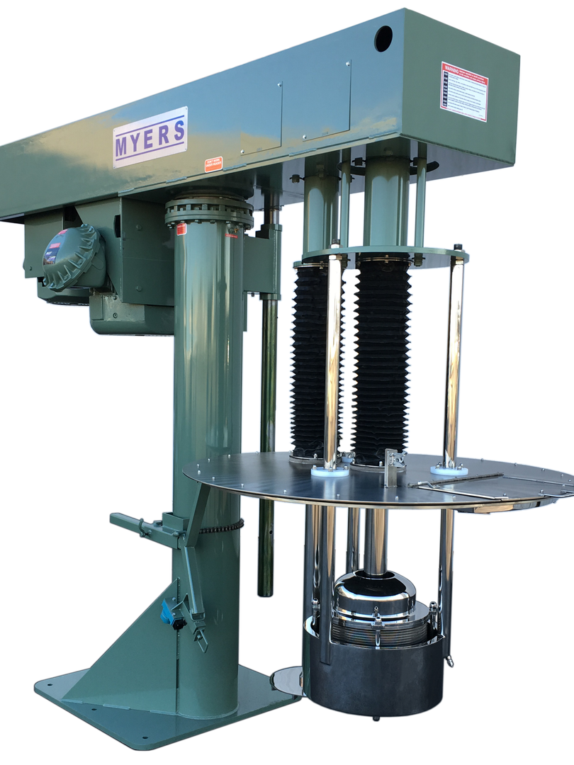 Myers Mixers 500-gal Basket Mill M850.pn