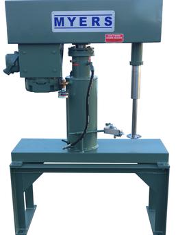 LB775 Myers Mixers single shaft lab benc