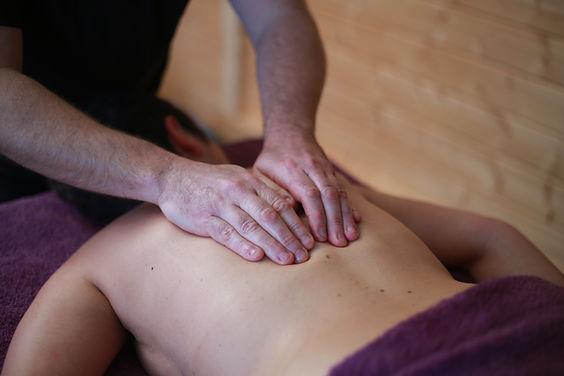 Hugues Beauvois - Praticien confirmé Massages Mont-près-Chambord