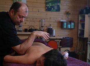 Massage 1 heure chez Shuhari-Sologne