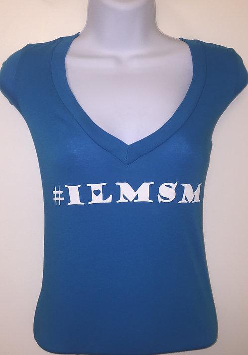 #ILMSM Ladies' Fitted Tee