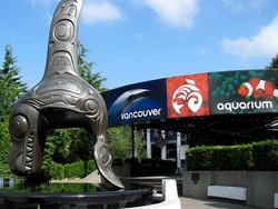 Vancouver aquarium, BC