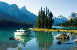 Maligne Lake- Alberta