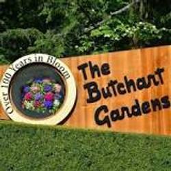 Butchart garden, British Columbia
