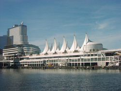 Canada Place- Vancouver British Col.