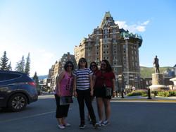 Fairmont- Banff Alberta