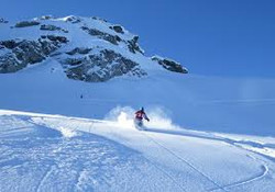Ski Resort, Alberta