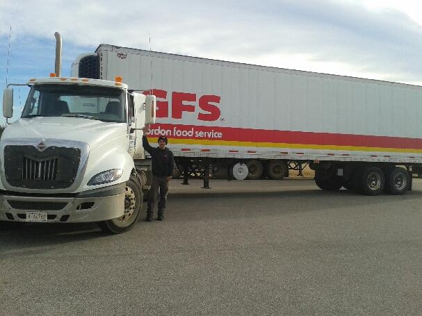 Long Haul Truck Driver