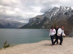 Lake Minnewanka-Banff-Alberta