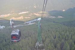 Gondola Ride- Banff, Alberta